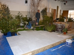building a big, big garden set