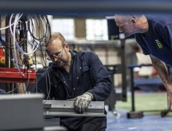 manufacturing plant at esprit Nottingham