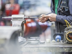 Electrical motor repair image-Industrial photography