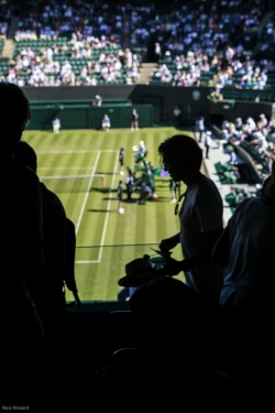 Wimbledon-Tennis - Ross Vincent Photography