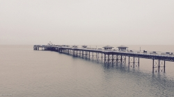 Llandudno pier north wales - Ross Vincent Photography