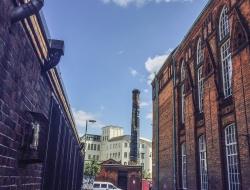 Custard Factory Birmingham - Ross Vincent Photography