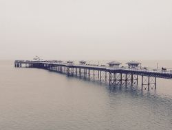 Llandudno pier north wales-location photography by ross vincent