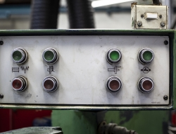 machine control dial