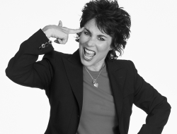 Ruby Wax for WP site