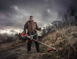 Tom-Youngs-Stihl-Bushcutter