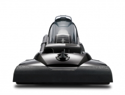 Photograph of a Vax upright vacuum Industrial product photography