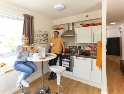 Student Shared kitchen Pavillions Birmingham