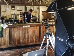 Beer Product Photography at Wye valley - Ross Vincent Photography