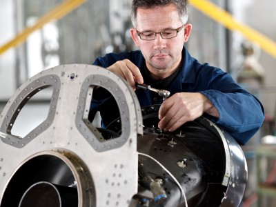 precision works at aerospace-industrial photographer-rossvincent