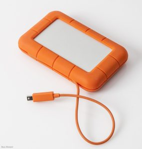 Lacies Rugged external hard drive
